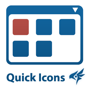 Quickicons